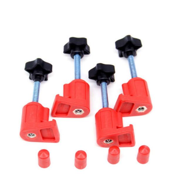 Kit arbre à cames pignon pignon outils de verrouillage de la voiture outils de réparation de voiture 1 Set Universal Auto Car Master Clamp Clamp