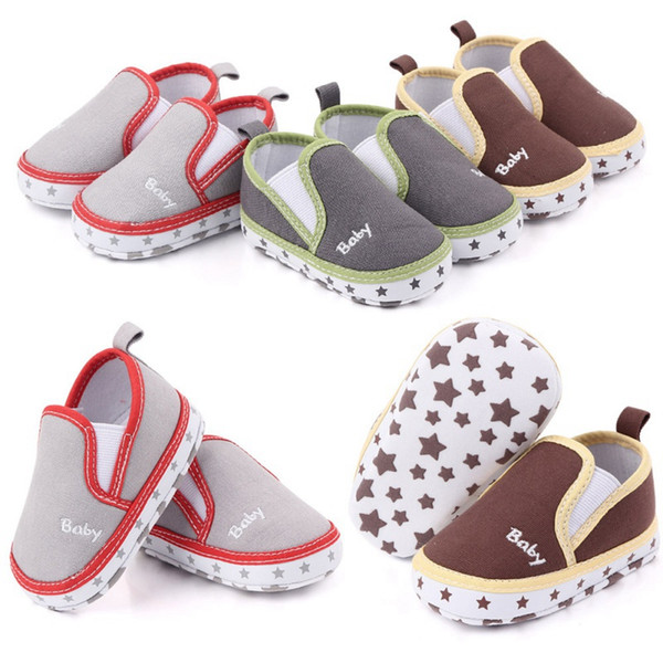 Infant Newborn Baby Girl Crib Shoes Princess Pram Soft First Shoes 0-3-6-9M UK