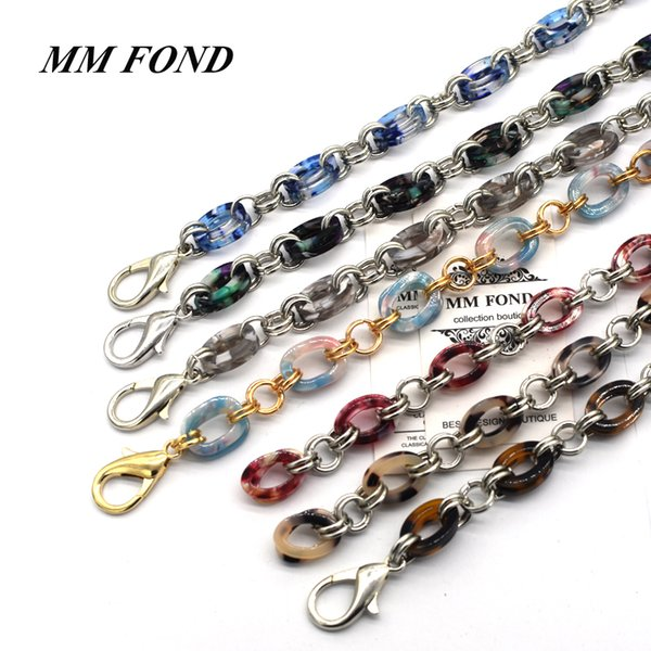 MM FOND double layer super strong lady handbag strap chic style gilrs sling bag belts easy matching summer parts