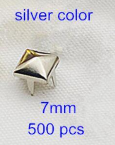 Silber 7mm