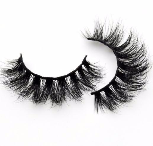 2019 Thick Eyes Lashes Hand Make Fake Eyelashes Dramatic Volume False-eyelashes 3d Lashes Cilios For Makeup Tools D110