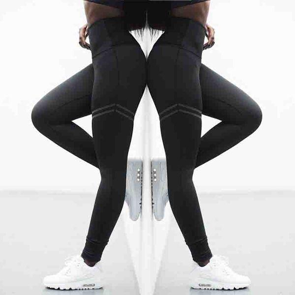 Women Basic Elastic Leggings Solid Color Cotton Spandex Breathable Leggings All Match Ankle Length High Waist