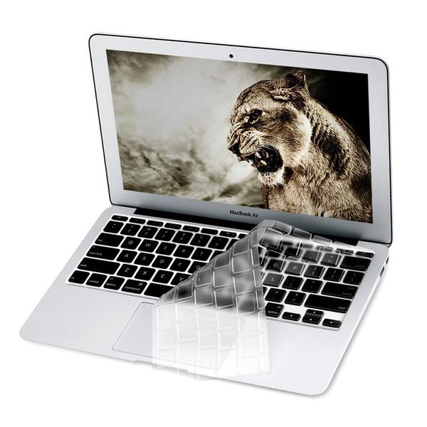 Étanche Clavier pour ordinateur portable film protecteur couvercle de clavier pour ordinateur portable 11.6 12 13.3 15.4 pouces couverture pour ordinateur portable film antipoussière