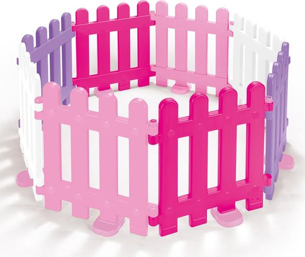 Filling Unicorn Fence