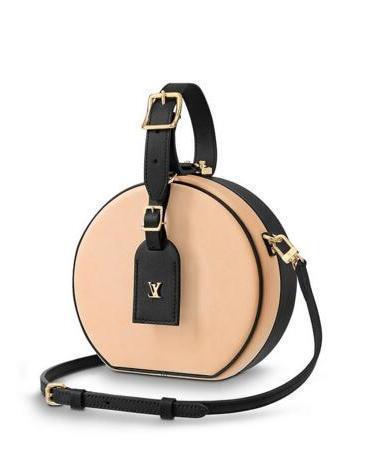 2019 Petite Boite Chapeau M53138 New Women Fashion Shows Shoulder Bags Totes Handbags Top Handles Cross Body Messenger Bags