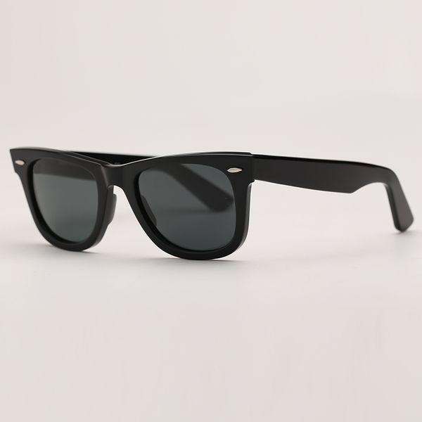 901A السوداء العدسات ذات الإطار الأسود