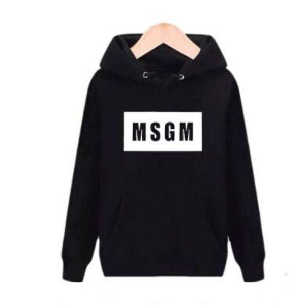 Moda Erkekler için Kapüşonlu Sweatshirt Erkekler için Hoodies ile Uzun Kollu Marka Hoodie Streetwear Mont Giyim S-3xl Boyutu