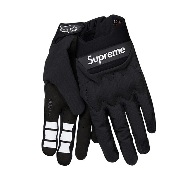sup working gloves Mountain Road Bike motor Golves Full Finger Bicycle Glove winter black red glove
