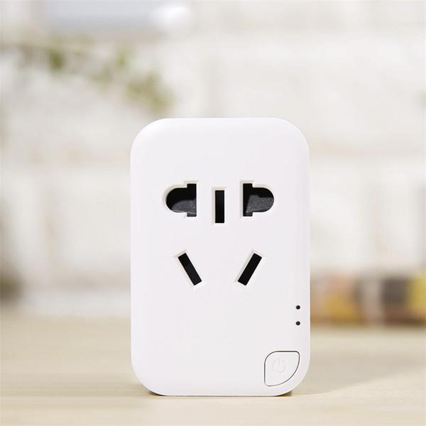 Geeklink Smart Home Wifi Socket CN AU Plug pk for Xiaomi Mi Smart WiFi Socket Remote Control for Alexa TmallGenie Energy Monitor