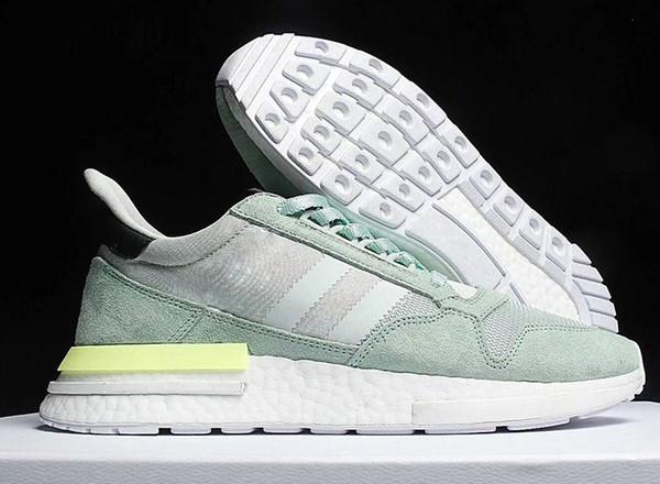 RM ZX500 HOT Running Shoes Sneakers para formadores Unisex OG Dad Mens luxo Sports Moda mulheres sapatos sapatos femininos de tamanho 36-45 A