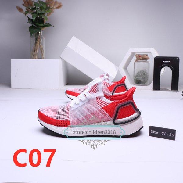 C07 Белый Красный