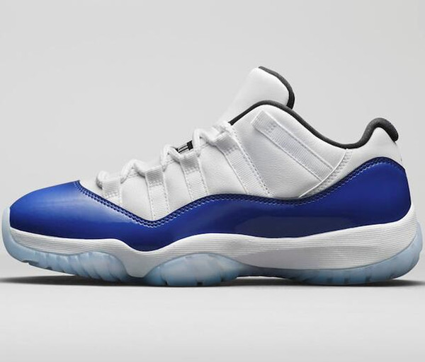 11 low blue concord