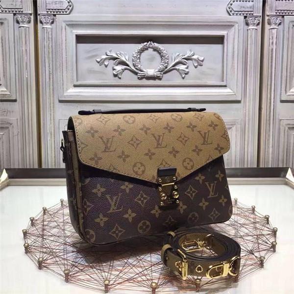 bolsos de diseño para mujer diseñador bolsos de lujo monederos bolso de cuero billetera bandolera Tote embrague mujeres mochila grande bolsas 335654
