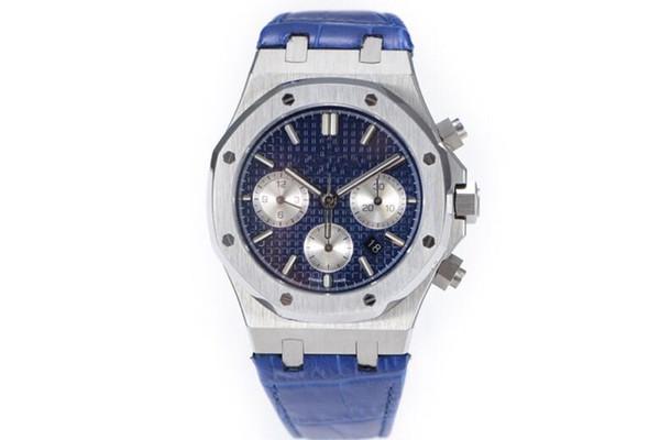 JF latest 26331 series luxury watch 7750 automatic watch 41mm 316L premium steel luxury mens watches waterproof luminous