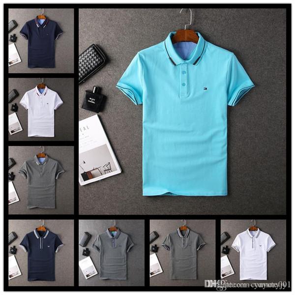 NEWST Novo Verão Curto Mens Camisa Designer 3D Impressão Mens Camisas Polo Masculino Engraçado Estilo Praia Camuflagem Crânio Top Tee Elegante T-shirt
