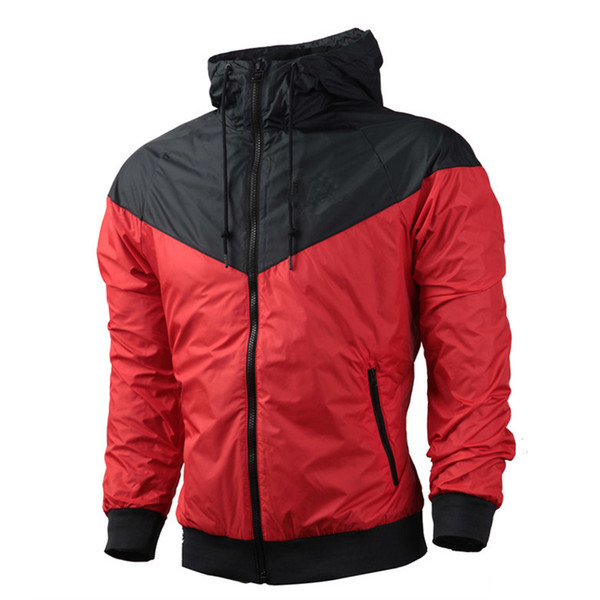 Luxury Mens Designer Jacket Men Women High Quality Casual Sweatshirt Mens Spring And Autumn Jackets 5 Colors Size S-3XL