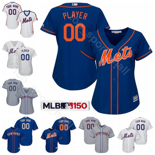 ee9eb2fb6 david wright jerseys Coupons - Men Kids Women Mets Baseball Jacob deGrom  Jersey Steven Matz Robinson