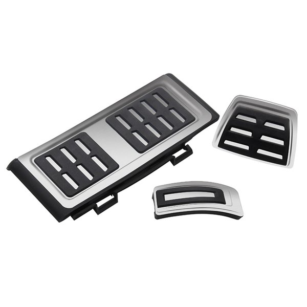 high quality Automatic car Stainless Car Pedal For Volkswagen for VW for Golf 7 GTi MK7