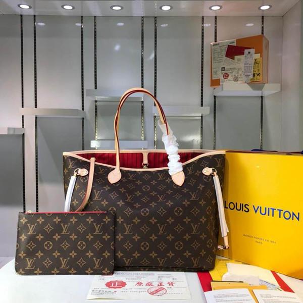 Nouveau sac de créateur classique: sac de luxe compact facile à transporter, sac à main en cuir de bonne qualité. Numéro de la qualité du cuir: 81 M40990-2