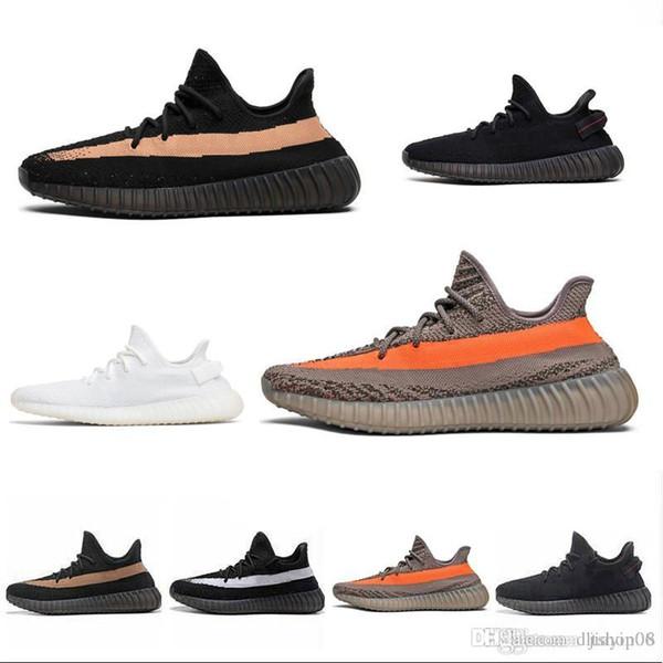 2019 Мужская обувь Butter Sesame V2 V1 Кроссовки Синий Оттенок Белый Размер 13 Женская дизайнерская обувь Кроссовки для мужчин Zebre Bre