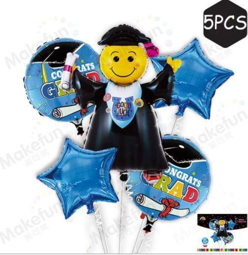 38inch Aluminium Heliumfolie Staffelungsjahreszeit älteres Jahr-automatischer Dichtungs-Ballon für Partei-Dekorations-Versorgungsmaterialien