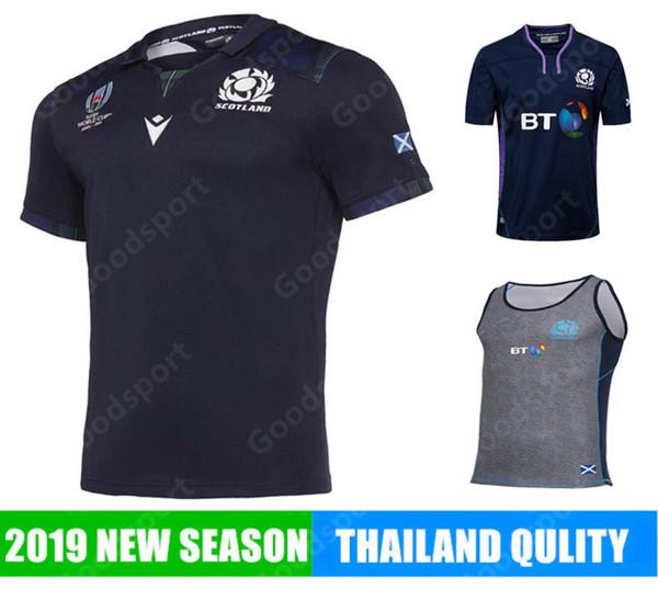 World cup 2020 Scotland Rugby Maglie maglie DUNBAR GRAHAM GRIGG HARRIS HASTINGS HOGG HORNE JONES KINGHORN LAIDLAW PREZZO RLL 2019