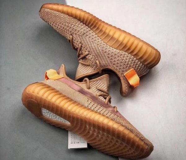 2019 GID True Form Hyperspace Clay Static 2.0 Men Outdoor Shoes V2 brown gold Black Static Zebra Women Hollow cheap Sneakers 36-46