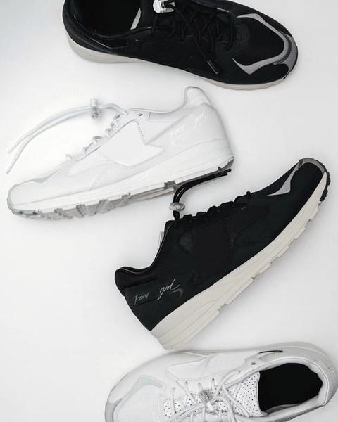Mens Medo de Deus Skylon 2 Formadores para Homens Homem de Nevoeiro Tênis de Corrida Masculino Sapato de Corrida Sapatilhas Das Mulheres Sapatilha Das Mulheres Chaussures Esportes Femininos
