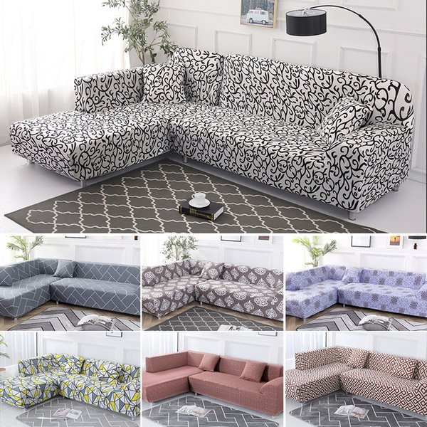 Wondrous Covers For Corner Sofa Elastic Sofa Cover For Living Room Couch Slipcover Furniture Protector Stretch Cover L Shape Sofa Seat Covers Online Chair Gmtry Best Dining Table And Chair Ideas Images Gmtryco