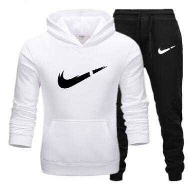 Mens Winter Suits Luxury Hoodies Pants Hoody Men Long Sleeves Tracksuit Set Jogging Homme Sportwear Men Tracksuite for couples 3XL