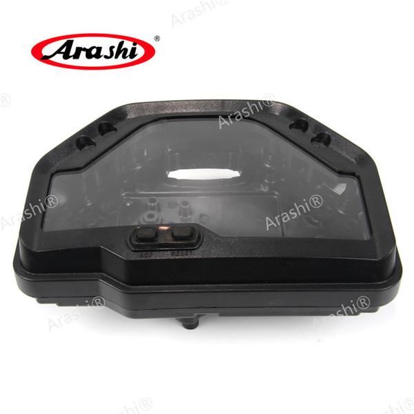 Arashi For HONDA CBR600RR 2003-2006 Velocímetro Cuentakilómetros Calibres Estuche Cubierta Tacómetro Calibrador Protector de instrumento CBR 600RR 03 04 05 06