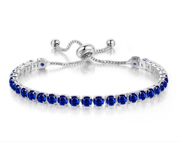 Серебряный королевский синий