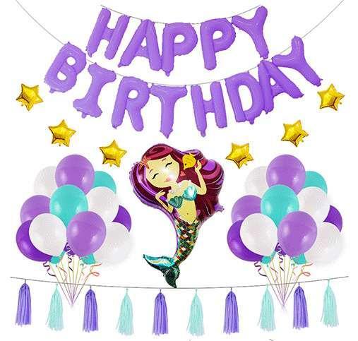buon compleanno decorazioni Partito I palloncini di compleanno forniture da parte di Air Ballon modo superiore gonfiabile Air Balls Drop Shipping
