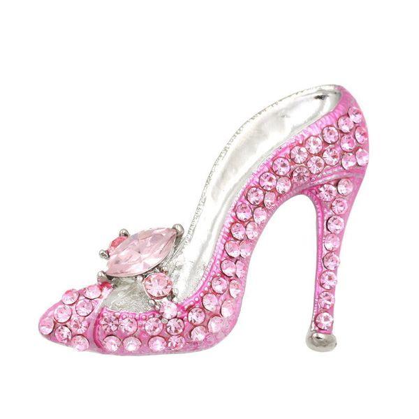 pink high heel