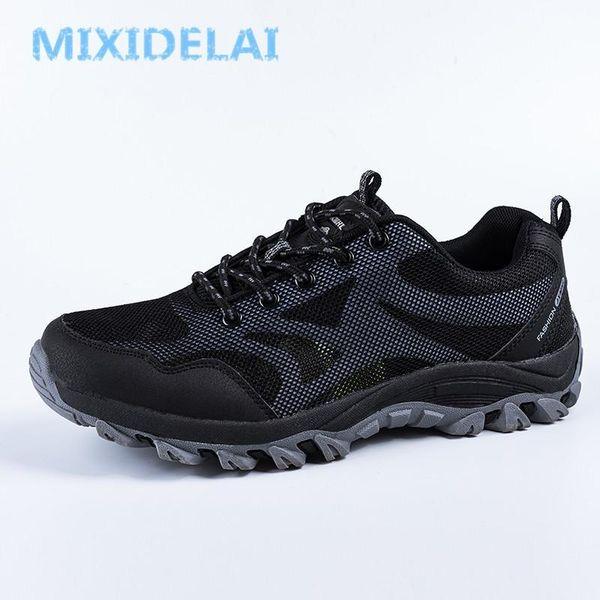MIXIDELAI Estate scarpe da tennis respirabili Men Casual Shoes Moda Uomo Scarpe Tenis Masculino Adulto Sapato Masculino Uomini Tempo libero