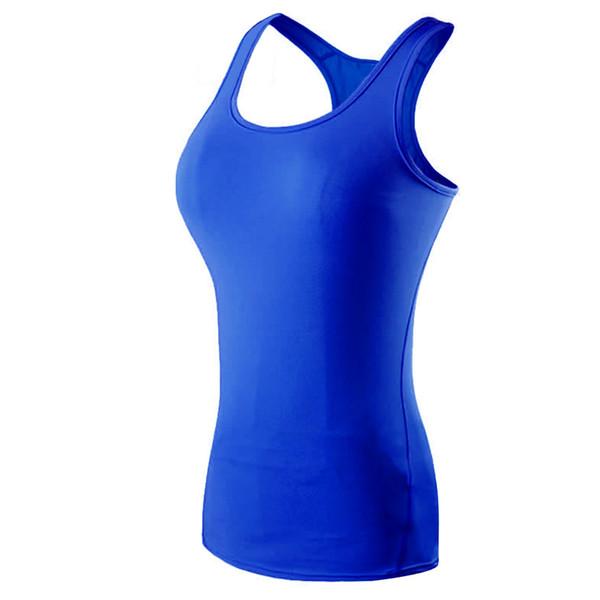 Women Sports Running Fitness Exercise Jogging Gym Yoga Vest Tank Singlet Tops