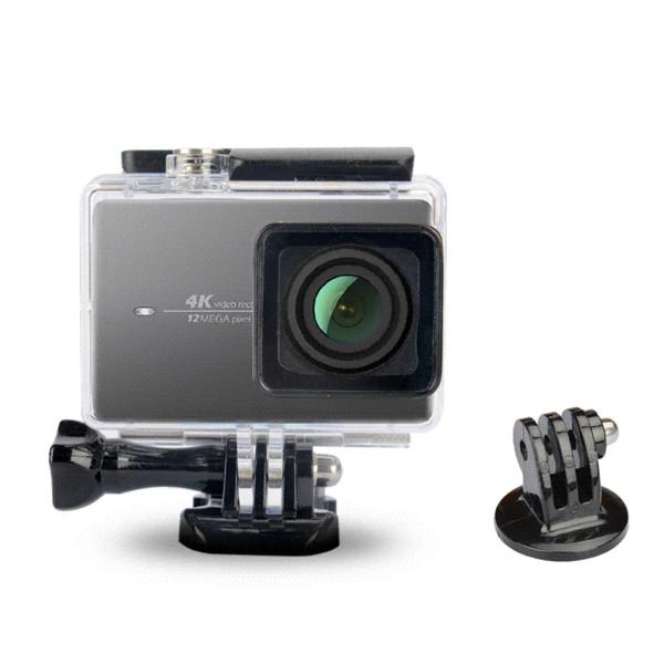 KingMa 60m Diving Waterproof Case for Xiaomi Xiaoyi YI Action Camera II 2 Case Xiaomi YI 4K Sports Camera 2 Protective Housing