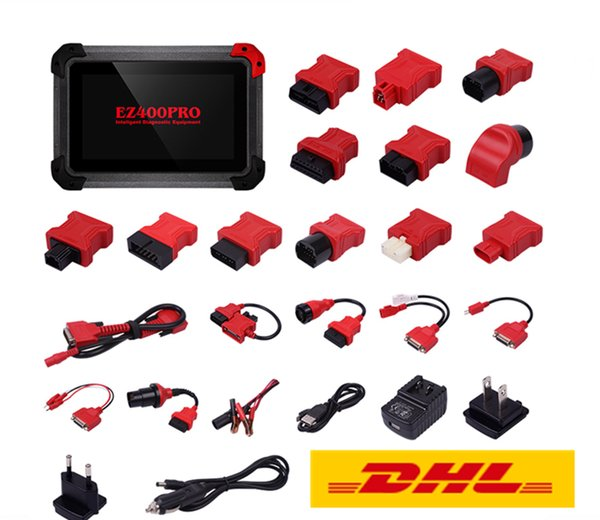 XTOOL EZ400 PRO Auto Key Programmer OBD2 Odometer Correction Airbag Rese Car Diagnoctic Tool OBD II Code Reader software Update