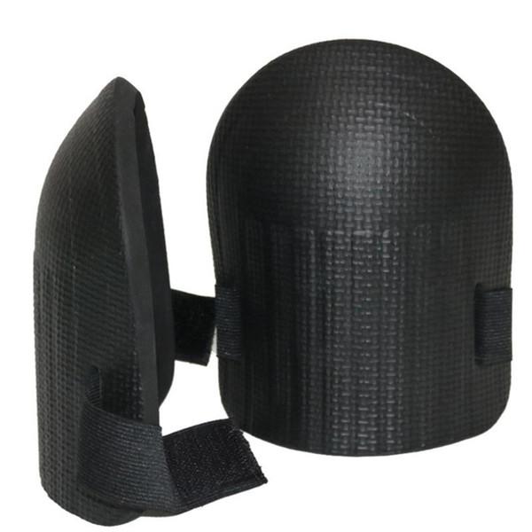 Hot Sell 1pair Soft Foam Knee Pads Protectors Cushion Sports Skating Climbing Cycling kneecap Gardening Builder Patella Guard #425504