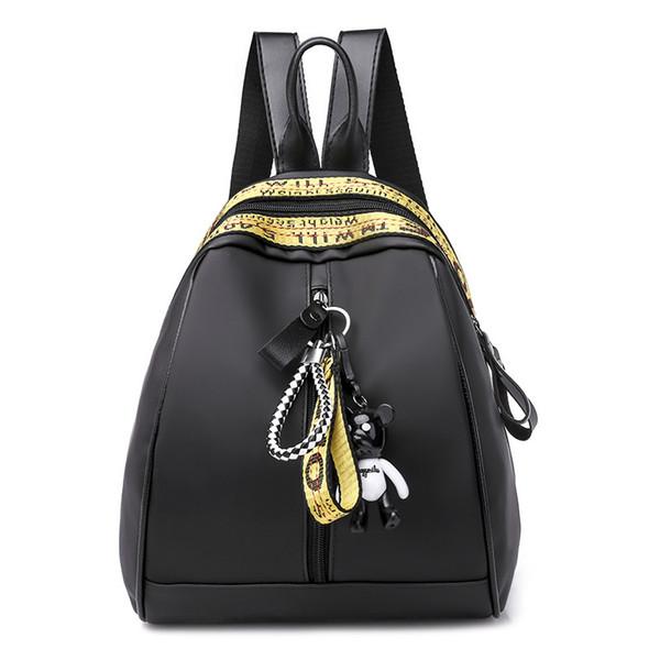 2019 neue designer frauen leichte bequeme mode rucksack handtasche brieftasche schulter reise aufbewahrungstasche mädchen schultaschen weiblich