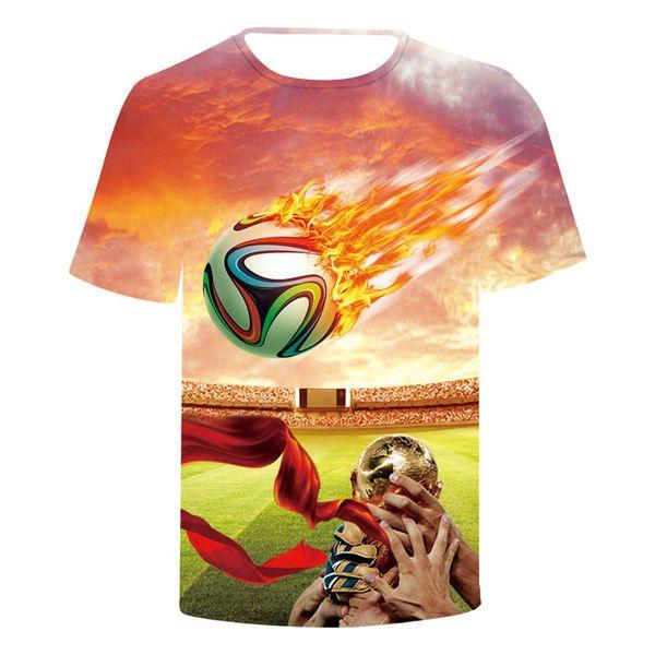 Кубок мира принт мужчины лето футболки дизайнер европейских и Американских странах Flages печать человек топы