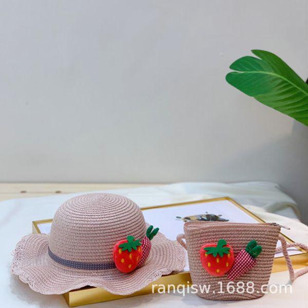 детская летняя шапка
