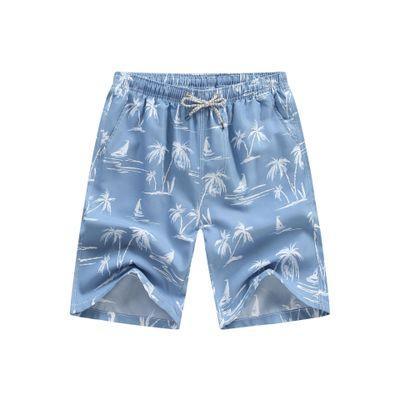 Goexplore Herren Shorts Surf Board Sommer Sport Homme Bermuda Beach Kurze Hosen Quick Dry Boardshorts Badehose Badebekleidung