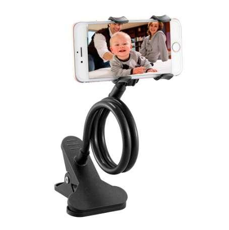 Mobile Phone Holder Universal 360 Degree Flexible Long Arm Lazy Holder Stand Mount Cell Phone Holders Bracket For iPhone 8 7 6S
