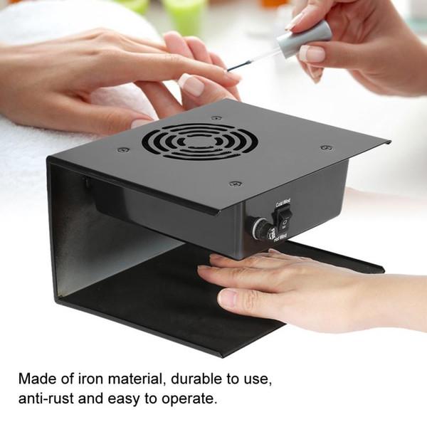 300W Nail Gel Quickly Dry Curing Nail Art Gel Polish Dryer for Hands Feet EU Plug b