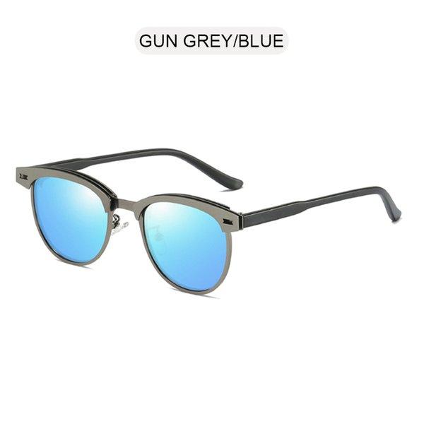 Cinza azulado