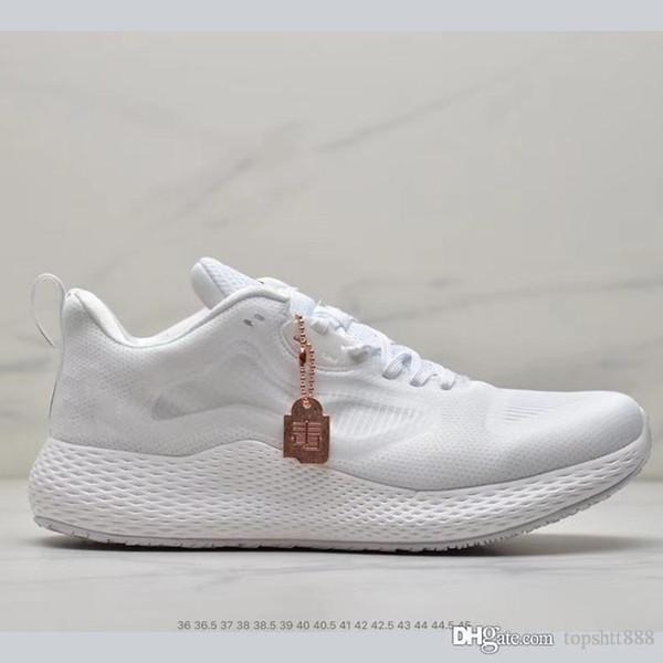 Diseñador AlphaBounce correr zapatillas de baloncesto atléticos de los zapatos ocasionales de alta elasticidad de peso ligero de alta frecuencia suela de goma de malla