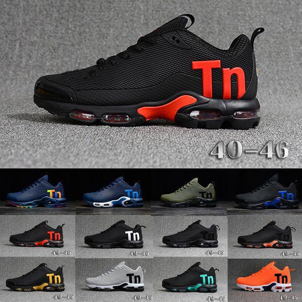 Nike Vapormax Tn plus air max airmax Date Hommes Airs Mercurial Tn Chaussures De Course De Mode Arc-En-Couleur Colorfull Hommes Designer Baskets Chaussures Hombre Tn Homme Sport