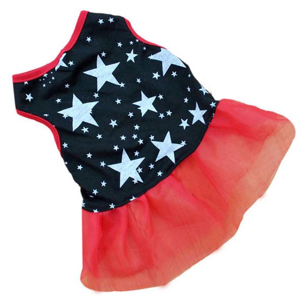 Zero Hot!pet Dog Puppy Tutu Princess Dress Dot Lace Skirt Party Costume Apparel Dropshipping June#6