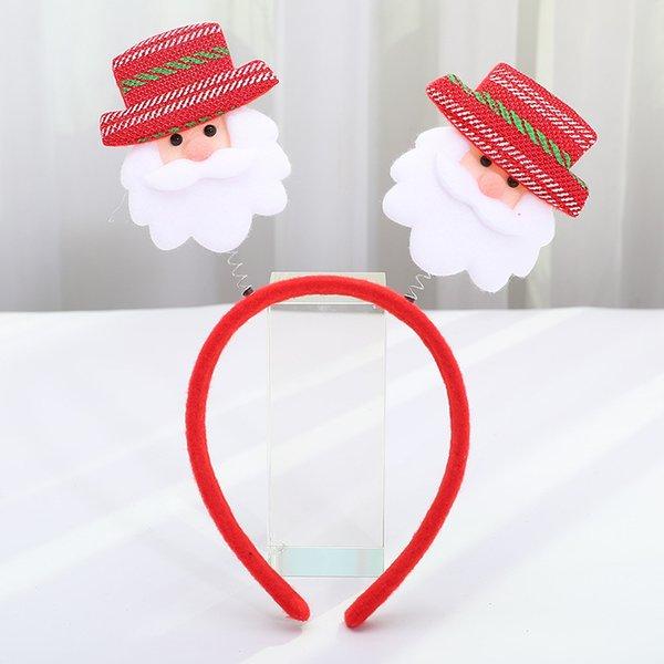 santa - cappello rosso